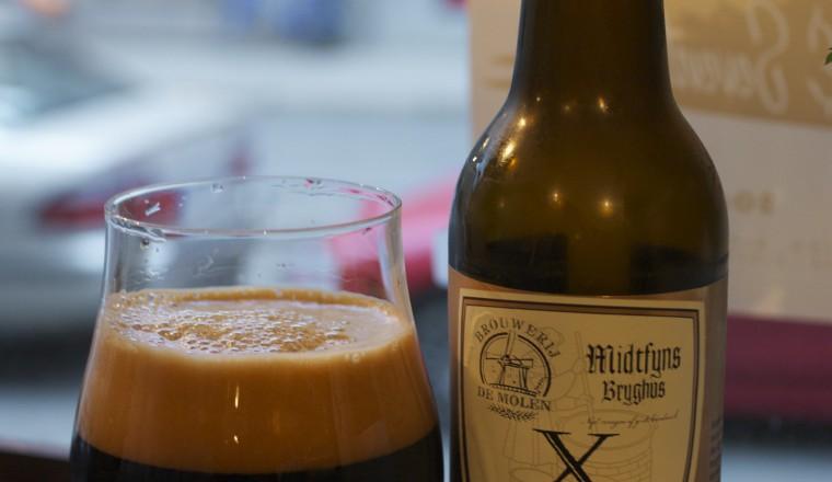 Midtfyns Bryghus X-Porter (8,0 %)