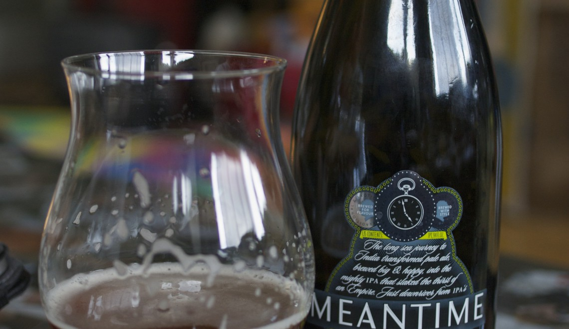 #300: Meantime India Pale Ale (7,5 %)