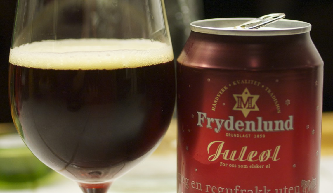 Frydenlund Juleøl (4,5 %)