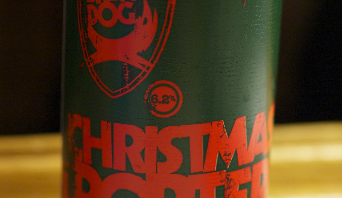 BrewDog Christmas Porter (6,2 %)