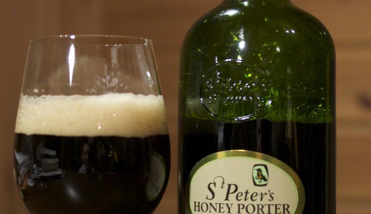 St. Peter's Honey Porter (4,5 %)