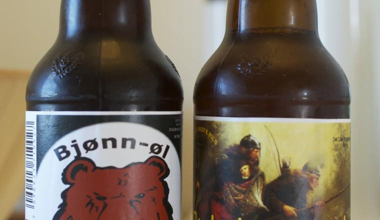 Øl for birkebeinere og bjørner