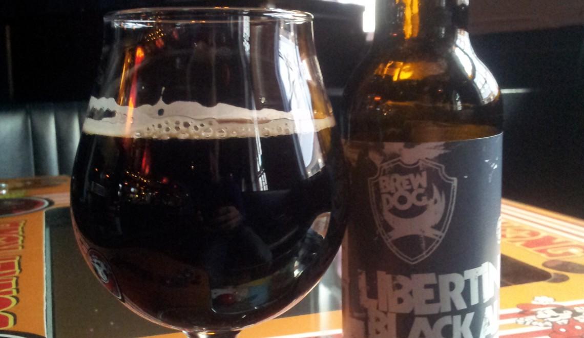 BrewDog Libertine Black Ale (7,2 %)