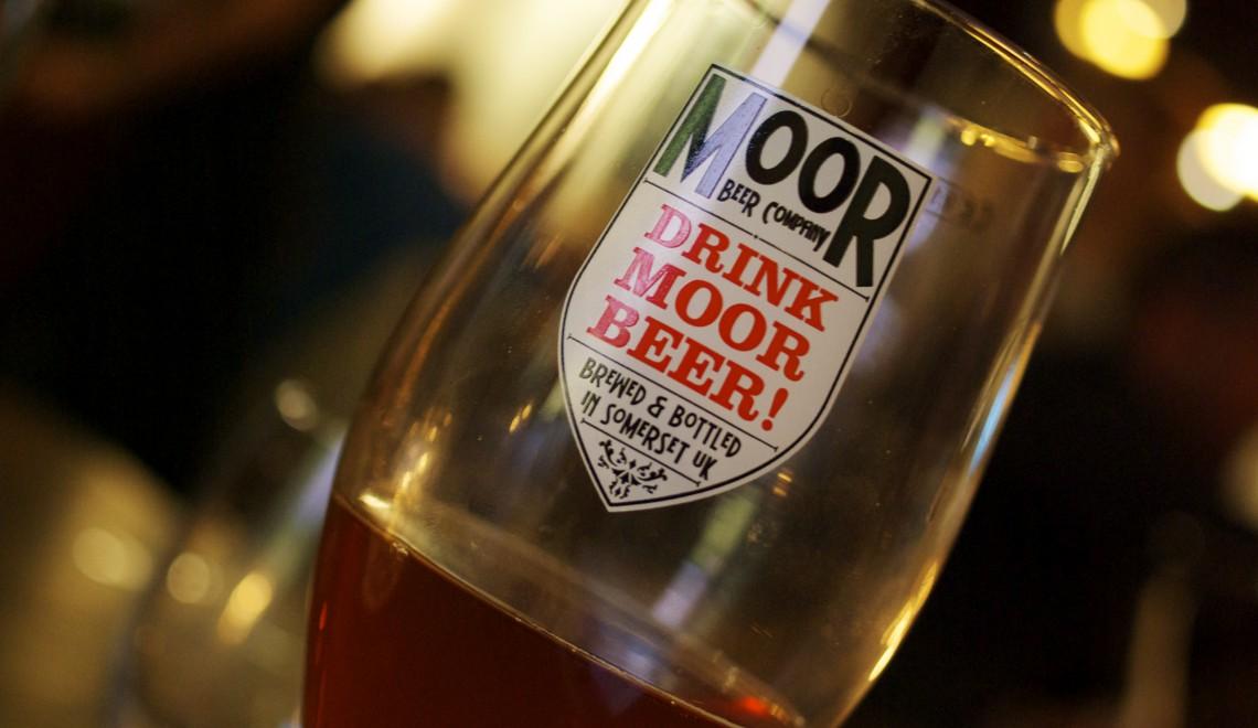 Drink Moor Beer!