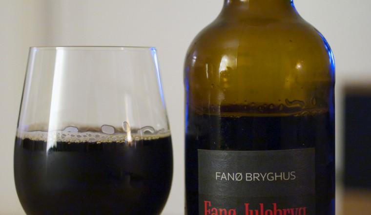 Fanø Bryghus Julebryg (7,5 %)