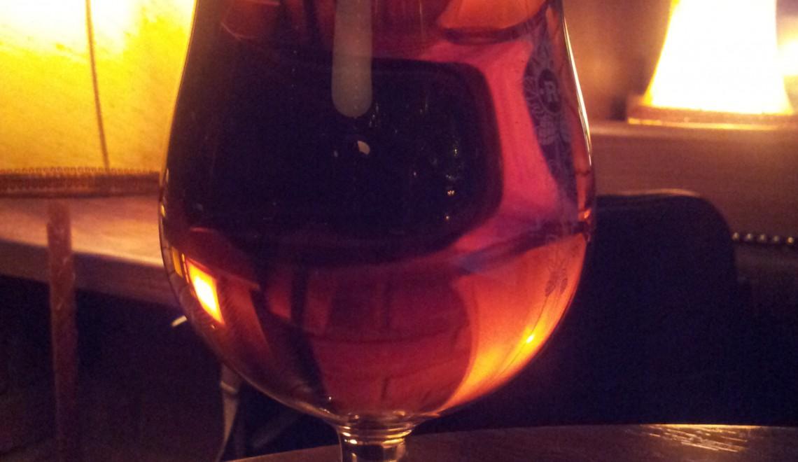 Kentucky Bourbon Barrel Ale (8,2 %)