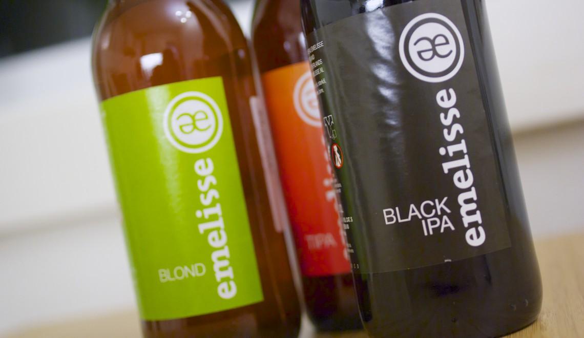 #630 Emelisse Black IPA (8 %)