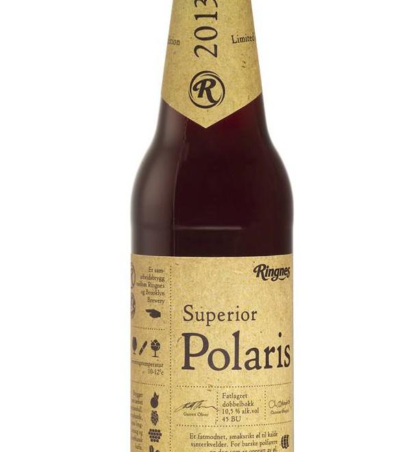 Ringnes Superior Polaris (10,5 %)